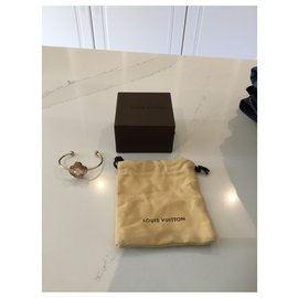 Louis Vuitton-Armbänder-Golden