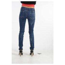 Gucci-Jean en jean Gucci nouveau-Bleu