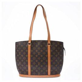 Louis Vuitton-Louis Vuitton Babylone-Marron