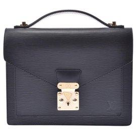 Louis Vuitton-Louis Vuitton Monceau-Black