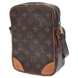 Louis Vuitton-Louis Vuitton Amazon-Marron
