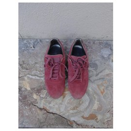Louis Vuitton-Sneakers-Pink