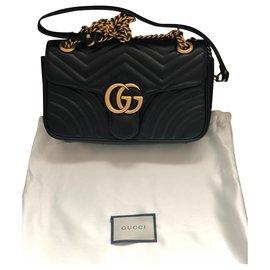 Gucci-Gucci marmont nouveau-Noir