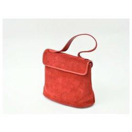 Yves Saint Laurent-Yves Saint Laurent Handtasche-Rot