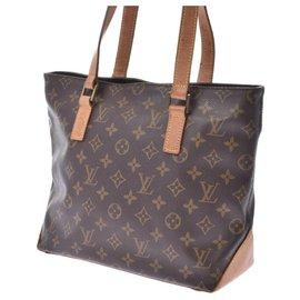 Louis Vuitton-Sac à main Louis Vuitton-Marron