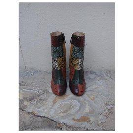 Chloé-Ankle Boots-Multiple colors