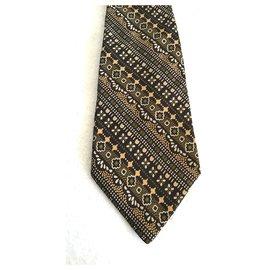 Christian Dior-Krawatten-Mehrfarben