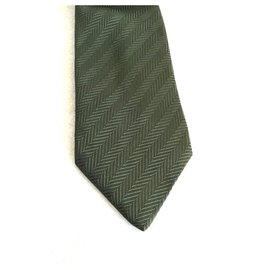 Lanvin-Laços-Verde escuro