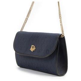 Christian Dior-Handbags-Blue