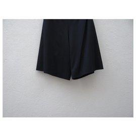 Chanel-short-Noir