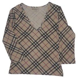 Burberry-Sweater-Beige