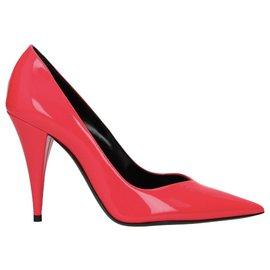 Saint Laurent-Chaussures Saint Laurent neuves-Fuschia
