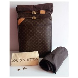 Louis Vuitton-Pegase business 55-Marron