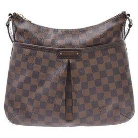 Louis Vuitton-Louis Vuitton Bloomsbury-Marron