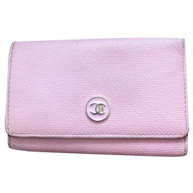 Chanel-Purses, wallets, cases-Pink