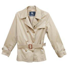 Burberry-Burberry light jacket 40-Beige