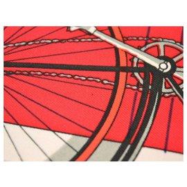 Hermès-Hermès Les Becanes-Red