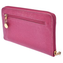 Chanel-Chanel Vintage wallet-Pink