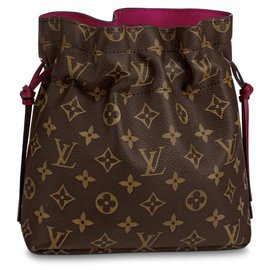 Louis Vuitton-Noe Pouch new-Brown