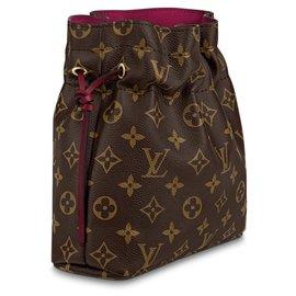 Louis Vuitton-Noe Pouch novo-Marrom