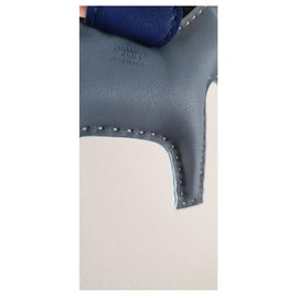 Hermès-Rodeo PM-Blue
