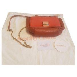 Chloé-Shoulder bag-Caramel