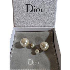 Dior-Tribale-Blanc,Doré