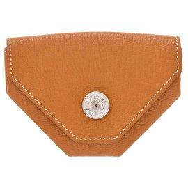 Hermès-Hermès Revan Cattle natural goods-Orange