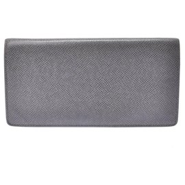 Louis Vuitton-Louis Vuitton Taiga Plat the Gracie-Grey