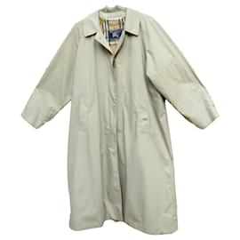 Burberry-Burberry woman raincoat vintage t40/42-Beige