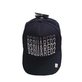 Dsquared2-Hats Beanies-Black