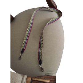 Hermès-Caval strap strap-Red