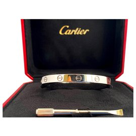 Cartier-Cartier love platine-Argenté