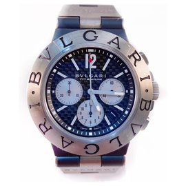 Bulgari-Bvlgari Diagono Titanium 44mm Chronograph-Multiple colors