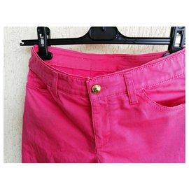 Louis Vuitton-jeans-Rose