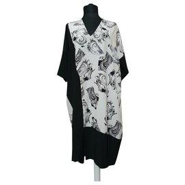 Costume National-Dresses-Black,White