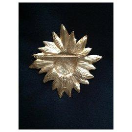 Yves Saint Laurent-Vintage Yves Saint Laurent Collection-Golden
