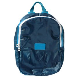 Marc Jacobs-MARC BY MARC JACOBS Blue waterproof canvas backpack Mint condition-Blue