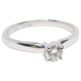 Autre Marque-lonely gold 18k diamond 0,23 cts approx-White
