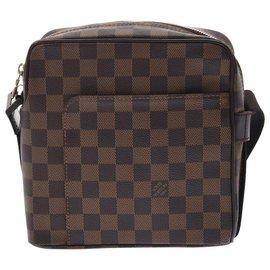 Louis Vuitton-Louis Vuitton Olaf PM-Brown