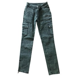 Céline-Jeans-Dark grey