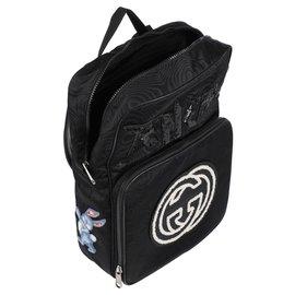 Gucci-Gucci Backpack nouveau-Noir