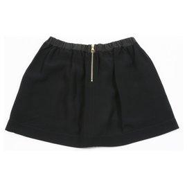 Louis Vuitton-ICONIC GUIPURE BLACK FR38-Noir