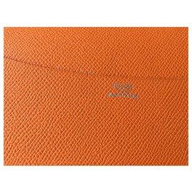 Hermès-Hermès agenda cover-Orange