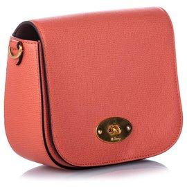 Mulberry-Mulberry Orange Small Darley Crossbody Bag-Orange