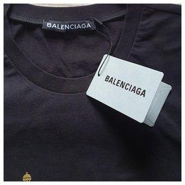Balenciaga-Abschläge-Schwarz