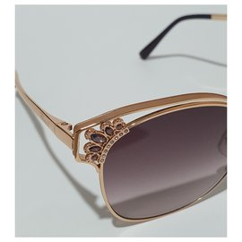 Chopard-Sunglasses-Golden
