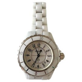 Chanel-J12 white 33mm quartz-White