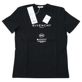 Givenchy-Tees-Black