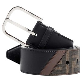 Fendi-Fendi belt new-Black